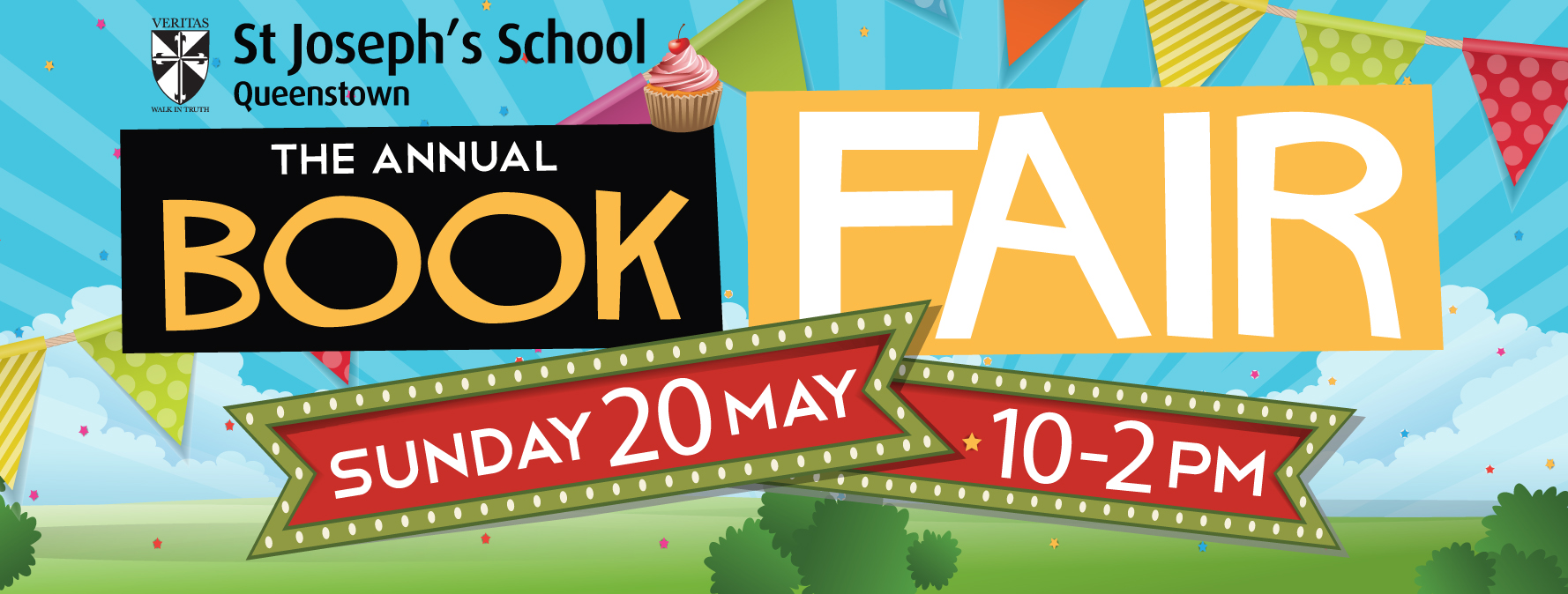 St Joseph's School Book Fair 2018 - 20th May